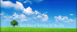 Best Natural Nutrition for the Skin