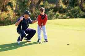 Golfing Healthy Facts